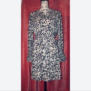 NWT LOFT leopard print dress